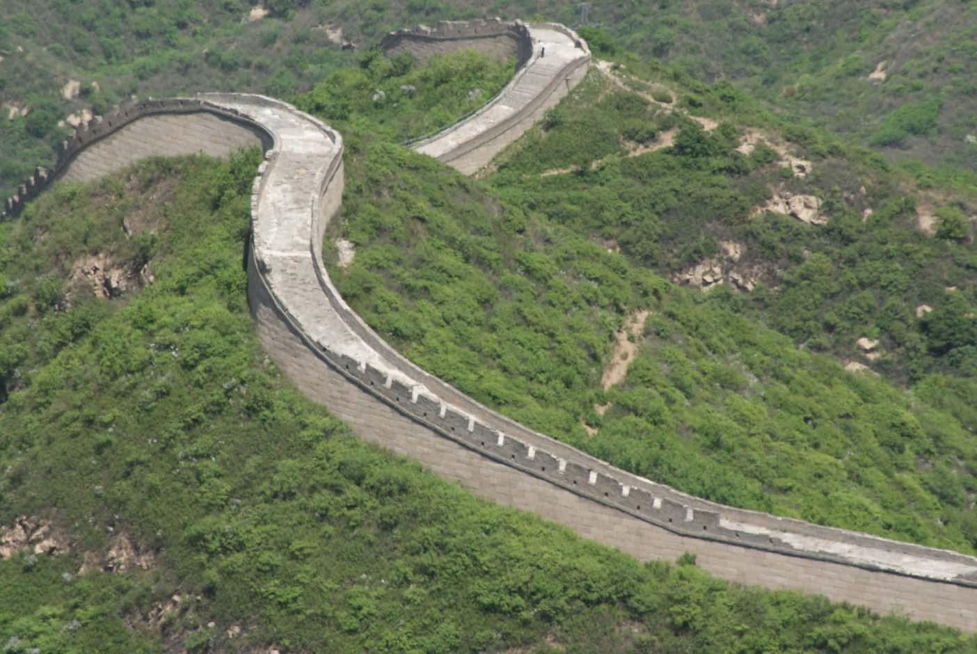bijzondere marathon chinese muur